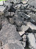 Asphalt Rubble