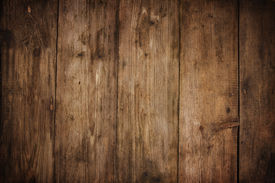 foto of timber  - wood texture plank grain background wooden desk table or floor old striped timber board - JPG