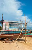 National Thailands long tailed boat
