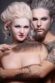 Gothic Couple