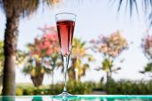 Glass Of Kir Royal