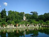 Florentine monumental Boboli Gardens