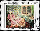 Balthus Stamp