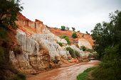 Fairy canyon