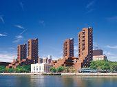 Manhattan. Harlem Quay.