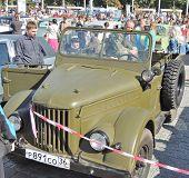 Military Vehicle Gaz-69