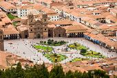 Plaza de Armas, Cusco, Perú