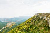 Mountains Of Gorge Ashlama-dere In Crimea