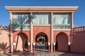 Architecture In Marrakesh