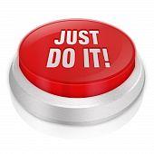 Just Do It 3D Button
