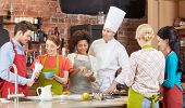 image of food groups  - cooking class - JPG