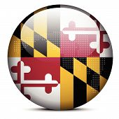 stock photo of maryland  - Vector Image  - JPG