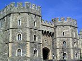 pic of castle  - Henry VIII Gateway on Castle Hill - JPG