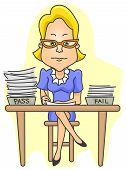 Teacher Grading