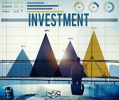 picture of revenue  - Invest Investment Fund Revenue Income Concept - JPG