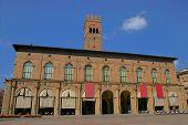 Palazzo del Podesta, Bologna, Italy
