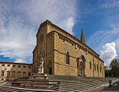 The Arezzo Cathedral of Saint Donatus