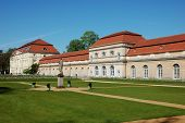 Orangery At The Charlottenburg Palace