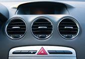 Elemento interior de coches
