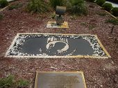 POW/MIA memorial on the grounds of a