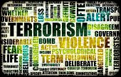 Terrorism Alert or High Terrorist Threat Level