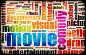 image of office romance  - Movie Poster of Film Genres Vintage Background - JPG
