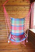Cabin Porch Swing