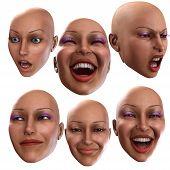 Female Emotions