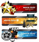 image of sparkles  - Cinema Banners  - JPG