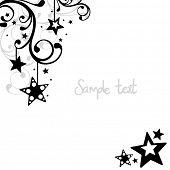 fundo estrela