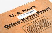 Military Service Record