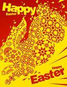 Easter rabbit 3