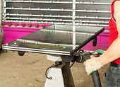 Production Of Pvc Windows, Assembly Of Double-glazed Windows, Tightness, Double-glazed Windows, Manu poster