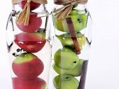 Bottled Fruit