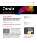Business Site Template #3