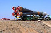 Russian Progress Spacecraft