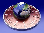 Tiempo del mundo
