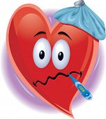 Heart Man Sick