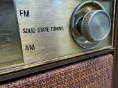 Old Radio Dial