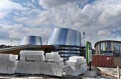 The new Rio Tinto Alcan Planetarium