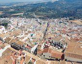 Olvera is a white village (pueblo blanco) in Cadiz province, Andalucia, Spain.