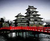 Burg Matsumoto, Japan