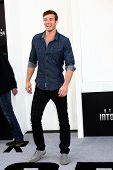 LOS ANGELES - MAY 14:  Derek Theler arrives at the