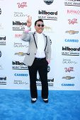 LOS ANGELES -  MAY 19:  Psy arrives at the Billboard Music Awards 2013 at the MGM Grand Garden Arena on May 19, 2013 in Las Vegas, NV