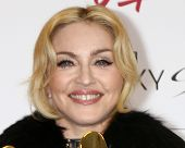 LOS ANGELES - 19 mei: Madonna in de perszaal op de Billboard Music Awards 2013 in het MGM Gran