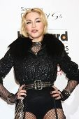 LOS ANGELES - Mai 19: Madonna im Pressezentrum bei den Billboard Music Awards 2013 im MGM-Gran