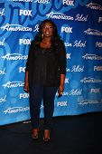 LOS ANGELES - MAY 16:  Candice Glover, Winner of American Idol Season 12 in the American Idol Season