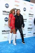LOS ANGELES -  MAY 19:  David Guetta and wife Cathy Guetta arrive at the Billboard Music Awards 2013 at the MGM Grand Garden Arena on May 19, 2013 in Las Vegas, NV