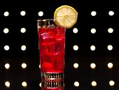 Red Campari Cocktail