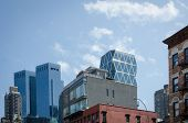 New York Skyline with Hearst Tower